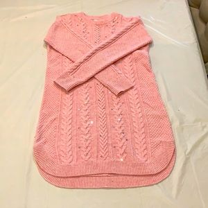 Gap Girls Dress (Pink with Sequins)